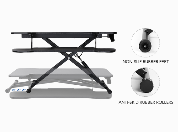 """Made with a durable, high-quality steel frame with two rolling tracks for super-smooth rolling. It's a spacious drawer that can hold up to a 22 lbs load, which is comparable to holding up 20 magazines! Available sizes 14.6"""", 11.3"""", and 3.9"""" sizes and are able to hold up more than 960 pieces of A4-size papers."""